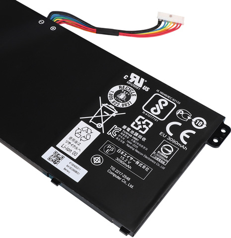 Battery for Acer TravelMate B115-M laptop