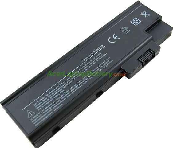 Battery for Acer Extensa 2303LM laptop
