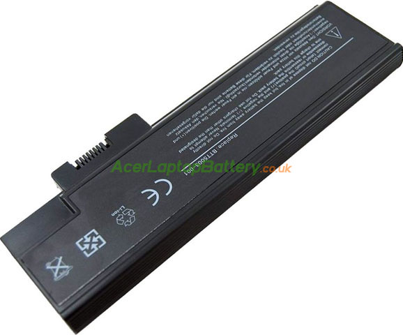 Battery for Acer Extensa 4104WLMI laptop