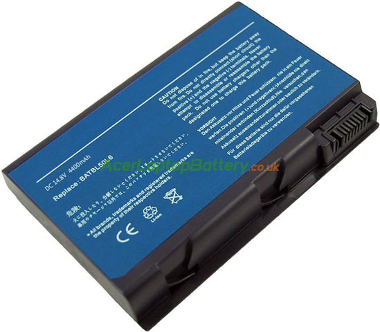 Battery for Acer Aspire 9100 laptop