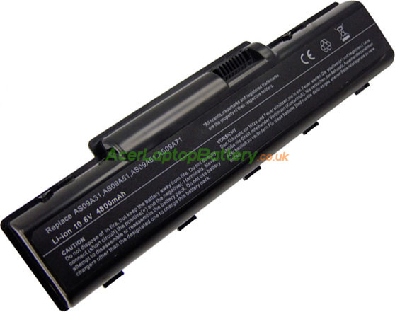Battery For Acer Aspire 4732Z Laptop