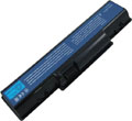 battery for Acer AS07A32 laptop